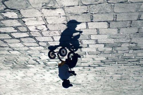 Boy-bicycle